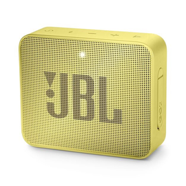 JBL JBL GO2 Waterproof Bluetooth Speaker Lemonade Yellow
