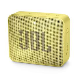 JBL JBL GO2 Waterproof Bluetooth Speaker Lemonade Yellow