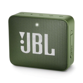JBL JBL GO2 Waterproof Bluetooth Speaker Moss Green