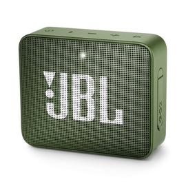 JBL JBL GO2 Waterproof Bluetooth Speaker Moss Green