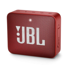 JBL JBL GO2 Waterproof Bluetooth Speaker Ruby Red