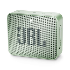 JBL JBL GO2 Waterproof Bluetooth Speaker Seafoam Mint