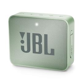 JBL JBL GO2 Waterproof Bluetooth Speaker Seafoam Mint