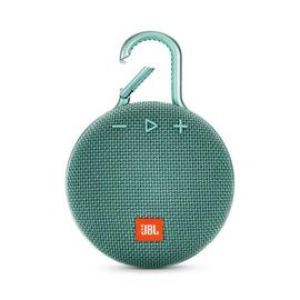 JBL JBL Clip 3 Waterproof Bluetooth Speaker River Teal