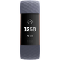 Fitbit Fitbit Charge 3 Blue Gray/Rose Gold Aluminum Advanced Fitness Tracker