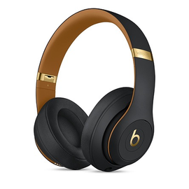 Beats Beats Studio3 Wireless Over‑Ear Headphones - Midnight Black