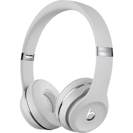 Beats Beats Solo3 Wireless On-Ear Headphones - Satin Silver
