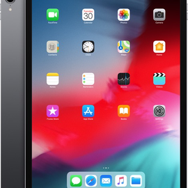 "Apple Apple iPad Pro 12.9"" (3rd gen) Wi-Fi + Cellular 256gb Space Gray (late 2018)"