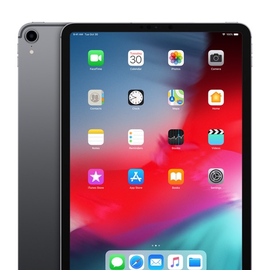 "Apple Apple iPad Pro 11"" Wi-Fi + Cellular 256GB Space Gray (late 2018) (ATO)"