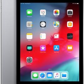 "Apple Apple iPad Wi-Fi 32GB Space Gray 6th gen 9.7"" (2018) (WSL)"