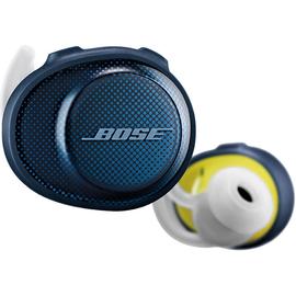 Bose Bose SoundSport® Free in-Ear Wireless Headphones - Midnight Blue/Citron