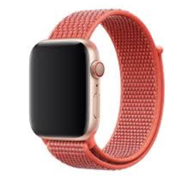 Apple Apple Watch Band 40mm Nectarine Sport Loop Band 130-190mm (WSL)