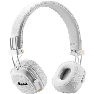 Marshall Marshall Major III On Ear Bluetooth Headphones White