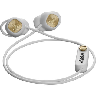 Marshall Marshall Minor II In Ear Bluetooth Headphones White (ATO)