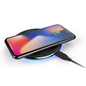 Adam Elements Adam Elements USB-C Qi Charging Pad 10W (US Plug) - Black