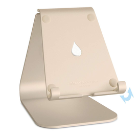 Rain Design Rain Design mStand tablet plus gold