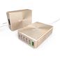 Adam Elements Adam Elements Omnia 6 Port Charging Station - 1 USB-C, 1 QC USB 3.0 , 4 USB Ports - Gold