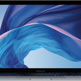 "Apple Apple MacBook Air 13"" with Retina Display i5 1.6G 8GB 128GB Space Gray (late-2018)"