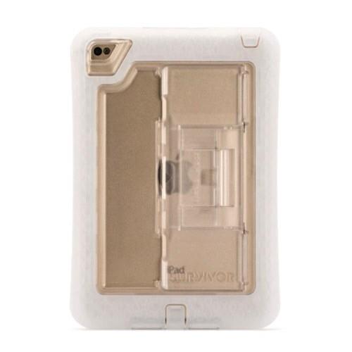 buy online 6599e 25896 Griffin Griffin Survivor Slim Case for iPad Mini 4 Clear