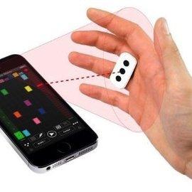 IK Multimedia IK Multimedia iRing Wearable Motion Control Rings White (WSL)