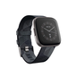 Fitbit Fitbit Versa 2 Fitness Smartwatch Special Edition - Mist Gray Aluminum w/ Smoke Woven Band