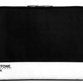 """Case-Scenario Case Scenario Pantone Universe Zip Sleeve Pro 15"""" Black ALL SALES FINAL - NO RETURNS OR EXCHANGES"""