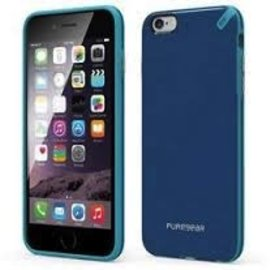 Pure Gear Pure Gear Slim Shell Case for iPhone 6 Plus Pacific Blue ALL SALES FINAL - NO RETURNS OR EXCHANGES