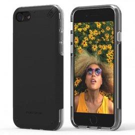 Pure Gear Pure Gear Dual Tek Pro Case for iPhone 7 Black/Clear