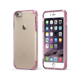 Pure Gear Pure Gear Slim Shell Pro Case for iPhone 7 Plus Clear/Pink