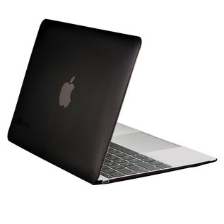 "Speck Speck See Thru Glossy Finish Case for MacBook 12"" Onyx Black"