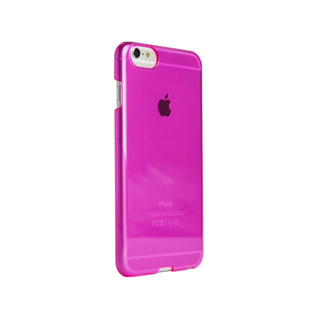 quality design 6bc52 a5cd9 Agent18 Agent18 ClearShield Case for iPhone 6 Plus - Smoke Pink ALL SALES  FINAL - NO RETURNS OR EXCHANGES