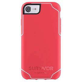 Griffin Griffin Survivor Journey Case for iPhone 8/7/6s/6 - Coral Fire (WSL)