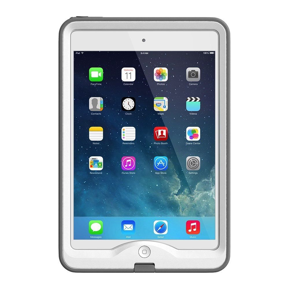 online store ceb3e 8a214 LifeProof LifeProof nüüd for iPad Mini 1/2/3 Case - White (ATO)