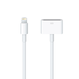 Apple Apple Lightning to 30-Pin Adapter (0.2 M) (WSL)