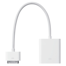 Apple Apple 30-pin to VGA Adapter