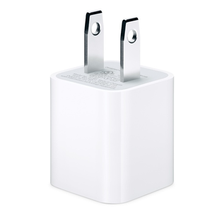 Apple Apple 5W USB Power Adapter (cable not included)