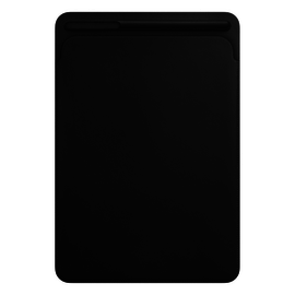 Apple Apple Leather Sleeve for 10.5-inch iPad Pro - Black (WSL)