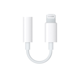 Apple Apple Lightning to 3.5mm Headphone Jack Adapter