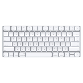 Apple Apple Magic Keyboard Silver w/ lightning USB cable