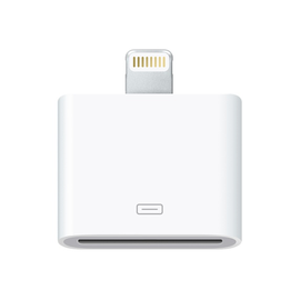 Apple Apple Lightning to 30-Pin Adapter (While Supplies Last)