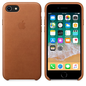 Apple Apple Leather Case for iPhone 8/7 Plus - Saddle Brown (While Supplies Last)