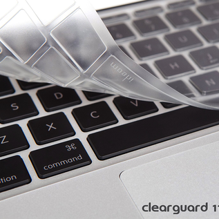 """Moshi Moshi Clearguard Keyboard Protector for MacBook Air 11"""" ALL SALES FINAL - NO REFUNDS OR EXCHANGES"""