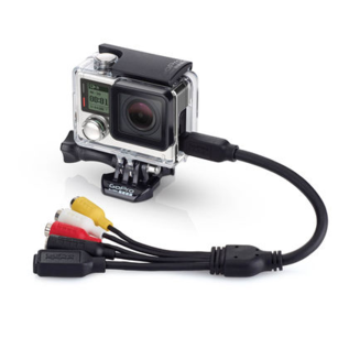 GoPro GoPro Combo Cable (HERO 4/3/3+ cameras ONLY)