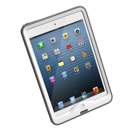 LifeProof LifeProof nüüd for iPad Mini 1/2 Case - White/Grey (WHILE SUPPLIES LAST)