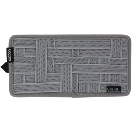 "Cocoon Cocoon GRID-IT!® Organizer Small 10.25"" x 5.125"" - Grey"