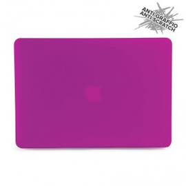 "Tucano Tucano Hardshell Nido Case for Macbook Pro 15"" (Thunderbolt 3 USB-C) Purple WHILE SUPPLIES LAST"
