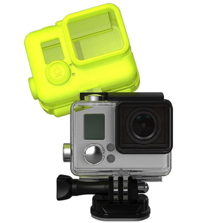 Incase Incase Protective Case (Lumen Yellow) for GoPro Hero 3 / 4 (While Supplies Last)
