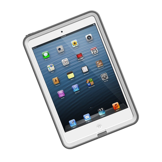 LifeProof LifeProof Cover + Stand Frē for iPad mini 1, 2, 3 Case - Gray MUST HAVE LIFEPROOF FRE CASE