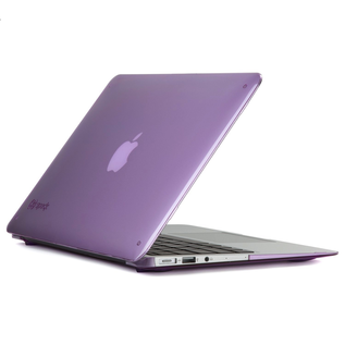 """Speck Speck SmartShell Case for MacBook Air 11"""" Haze Purple (Radiant Orchid) ALL SALES FINAL - NO REFUNDS OR EXCHANGES"""