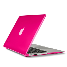"""Speck Speck SeeThru Case for Macbook Air 11"""" - Hot Lips Pink ALL SALES FINAL NO REFUNDS OR EXCHANGES"""